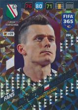 FIFA 365 Cards 2018 - 284-Krzysztof M? czy? Ski-LEGIA WARSZAWA-Impact Signing