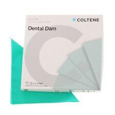 H09105 Hygenic Non Latex Dental Dam 6 X 6 Med Teal Green 15bx By Coltene Fresh