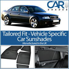 AUDI A6 4 Door 1997 - 2004 UV CAR SHADES WINDOW SUN BLINDS PRIVACY GLASS TINT