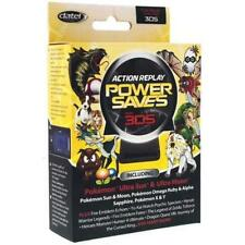 Action Replay POWER SAVES 3DS [Datel, For Nintendo 3DS 2DS, Game Enhancer] NEW