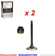 JP GROUP Einlaßventil+Ventilschaftabdichtung 6mm AUDI SKODA SEAT VW