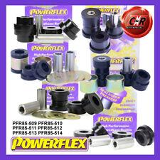 Seat Toledo Mk3 04-09 Powerflex Rear Lower Spring Mnt + Lowr & Upper Link Bushes