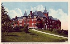 LUTHERAN LADIES SEMINARY COLLEGE FOR GIRLS RED WING, MN 1915