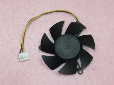 45mm ATI NVIDIA Fan Replacement 39mm 4Pin 3Wire FY04510H12LFC DC 12V 0.20A R137