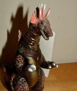 "2006 BANDAI 6"" Series 1975 TITANOSAURUS Vinyl Figure with TAG Godzilla"