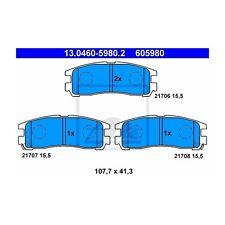 ATE 13.0460-5980.2 Pinza Freno Set Freno A Disco Posteriore per Mitsubishi