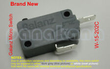 Galanz W-15-202C Micro Switch, SPST; replacement for many – Brand New
