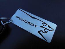 PORTE-CLéS PEUGEOT RCZ 206 207 208 508 107 308 3008 5008 301 HDI VTI RC GTI CC