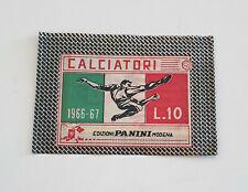 ALBUM CALCIATORI PANINI 1966-67 BUSTINA ORIGINALE SIGILLATA CONDIZIONI PERFETTE