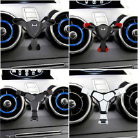 Alloy Gravity Bracket Car Air Vent Mount Stand Phone Holder Clip for Audi A1 BUS