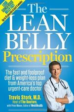 The Lean Belly Prescription: The fast and foolproof diet and weight-loss plan fr