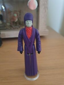 Imperial Dignitary VINTAGE STAR WARS FIGURE Complete POTF LAST 17