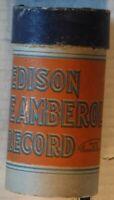 EDISON CYLINDER RECORD/TUBE/CAP - 2700 – ARTHUR C. LICHTY –MY LITTLE GIRL