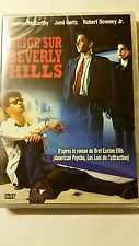 DVD NEUF SOUS CELLO / NEIGE SUR BEVERLY HILLS (LESS THAN ZERO)
