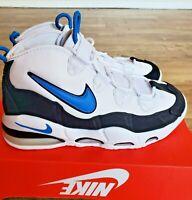 Nike Air Max Uptempo '95 Orlando Magic Retro Sz 10 Mens CK0892 103 Blue New