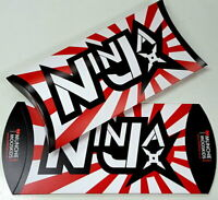 Ninja Warrior Party Treat Boxes - Karate Gift Box Bag Fillers (Pack Sizes 6-100)