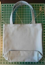 "Canvas Market/Tote Bag 13"" by 14 1/2"""