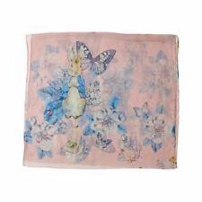 Beatrix Potter Peter Rabbit Scarf Original Illustrations Pink Fashion Accessory