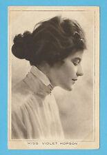 ACTRESS - PICTURES LTD. POSTCARD - ACTRESS  -  MISS  VIOLET  HOPSON  -  C 1920's