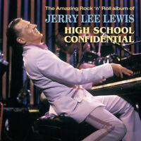 "Jerry Lee Lewis : High School Confidential VINYL 12"" Album 2 discs (2018)"