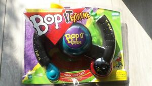 Bop It Extreme Electronic Game - Rare Unopened, Original.