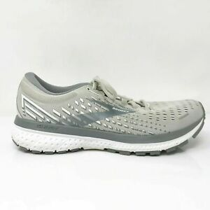 1 Pair Ghost 13 Running Shoes Gray Womens Size 8