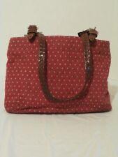 Brighton Red  Handbag Shoulder Bag Purse
