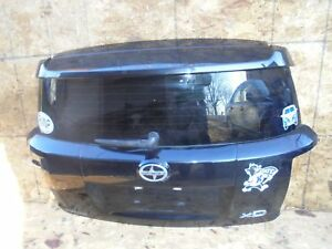 2009 2010 2011 2012 2013 SCION XD TRUNK TAILGATE DLECKID OEM