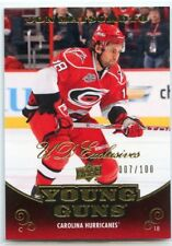 10/11 UPPER DECK YOUNG GUNS ROOKIE EXCLUSIVES #458 JON MATSUMOTO 007/100 *48278