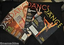 Dance Magazine January March April May 2006 Issues