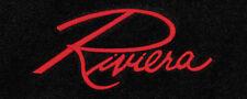 LOGO Ultimat 4 pc Carpet Mats for Buick Riviera 816009 *50 Colors