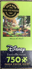 Ceaco Thomas Kinkade Disney Winnie the Pooh 750 Piece Puzzle - NEW SEALED