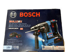 BOSCH GBH18V-26K24 Cordless Rotary Hammer,18V, SDS Plus-2017 BRAND NEW FREE SHIP