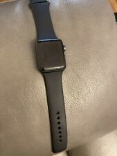 apple watch series 3 38mm band leather Gps For Parts