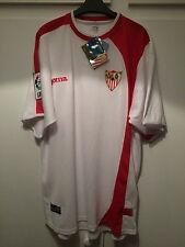 Sevilla Home Memorabilia Football Shirts (Spanish Clubs)