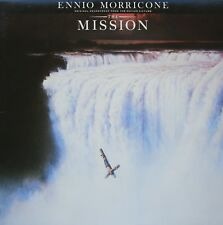 Ennio Morricone ‎The Mission Soundtrack Vinyl US 1986 Record LP
