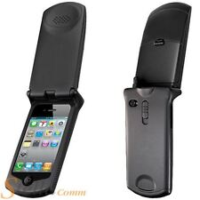 Thumbs Up Retro iPhone 4 4S Case 90's Motorola StarTAC Style Cover Flip Case