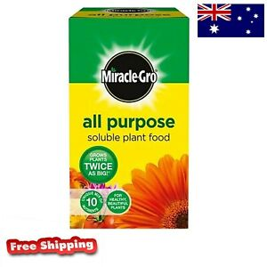 Miracle-Gro All Purpose Soluble Plant Food Fertiliser, 1kg   FAST FREE SHIPPING