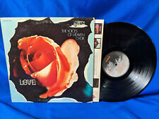 The Voices of Heaven Choir LP Love Creed 3033 Black Gospel