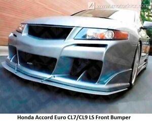 Aftermarket FRP Front Bumper Honda Accord Euro CL7/CL9
