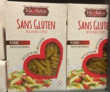 Lot De 7 Paquets De Pâte Penne Sans Gluten DLC Longue