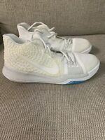 Nike KYRIE IRVING 3 (GS) Basketball Shoes Summer Pack 859466 101 Size 6y
