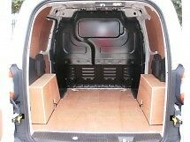 Ford Transit Courier 2014 on Van Ply lining kit