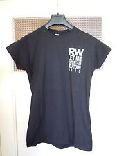 RARE / T- SHIRT LADY : ROBBIE WILLIAMS / TAILLE SIZE L - 100 % COTTON QUALITY