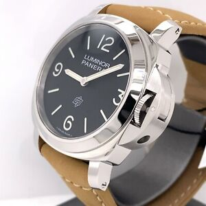 Panerai Luminor Base Logo PAM 1086 Steel 44mm Men's Watch Pam01086 - Brand New !