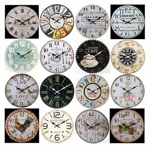 Wall Clocks For Kitchen For Sale Ebay