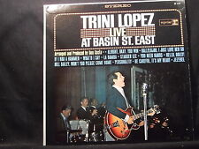 Trini Lopez - Live At Basin St. East
