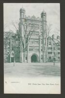 [74189] OLD POSTCARD showing YALE UNIVERSARY's PHELPS GATE, NEW HAVEN, CONN.