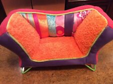 """Nice Groovy Girls Couch Sofa Loveseat 12"""""""