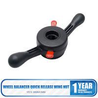 36x3mm Clamp Tire Change Tool Wheel Balancing Machine Quick Hub Wing Nut UK